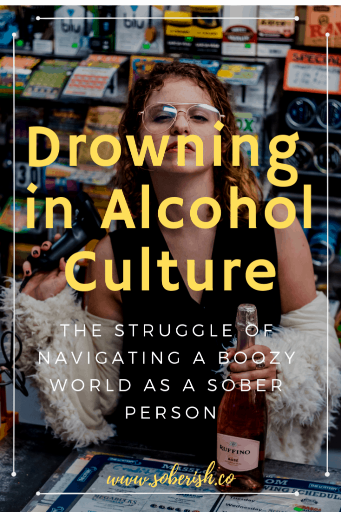 Alcohol is everywhere and it's important to prepare in early sobriety