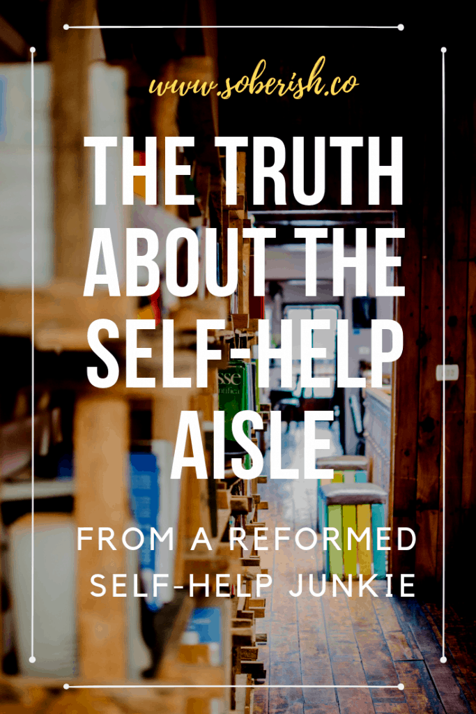 Why you should be more skeptical of the self help aisle