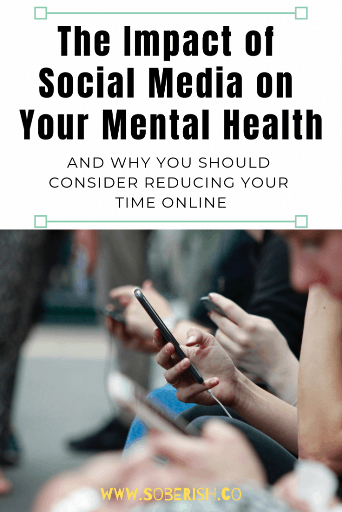 How social media impacts your mental health