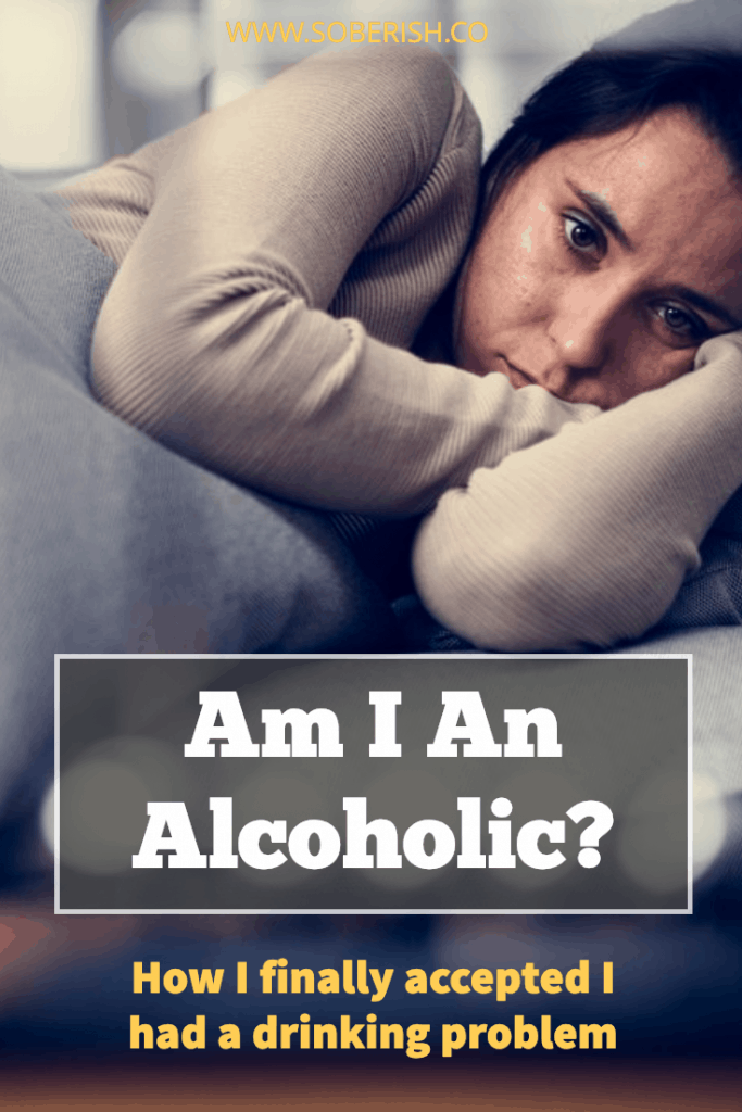 How I realized I had a problem with alcohol