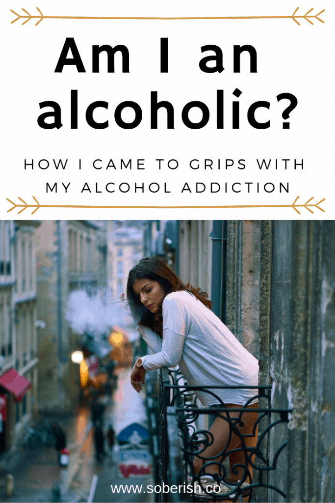 Are you worried you might be an alcoholic?