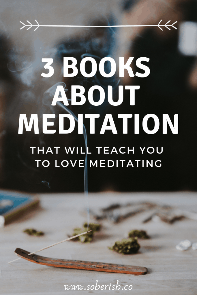 Check out these books on meditation as you start your practice