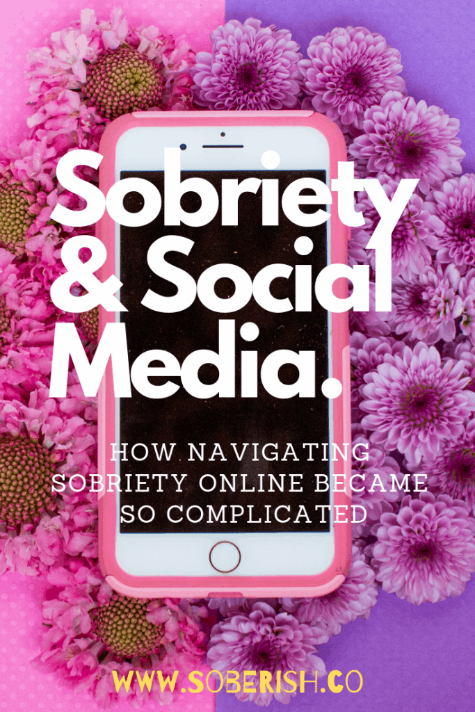 How to navigate the world of sober online communities