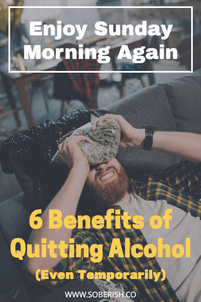 Why quitting alcohol even for thirty days can help you long term