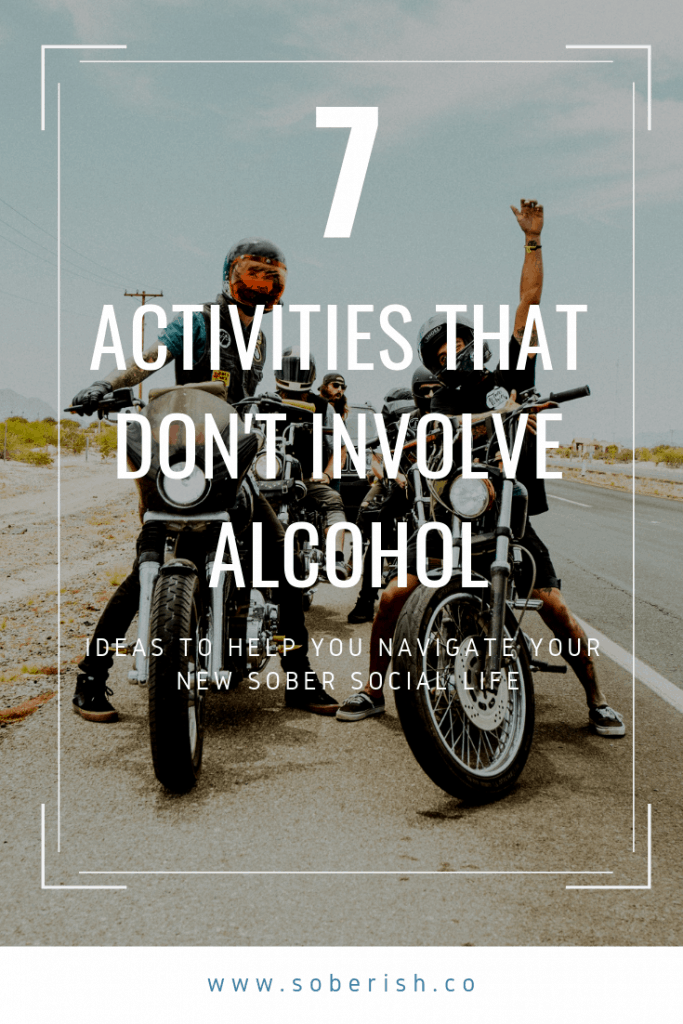 Find alcohol free activities to enjoy in sobriety
