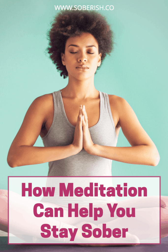 How meditation helps people in recovery from alcohol addiction