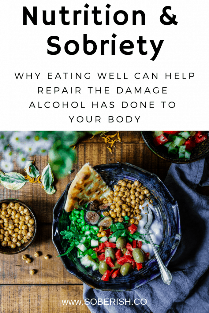Why good nutrition is important for your sobriety and recovery