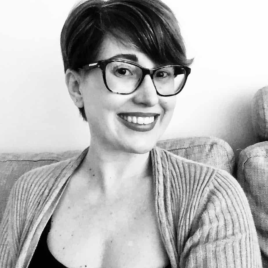 Profile Picture of Soberish creator Alicia Nicole