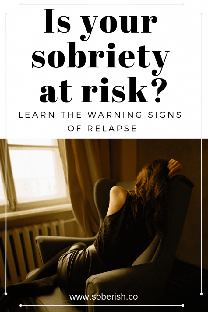 Are you at risk for a relapse?
