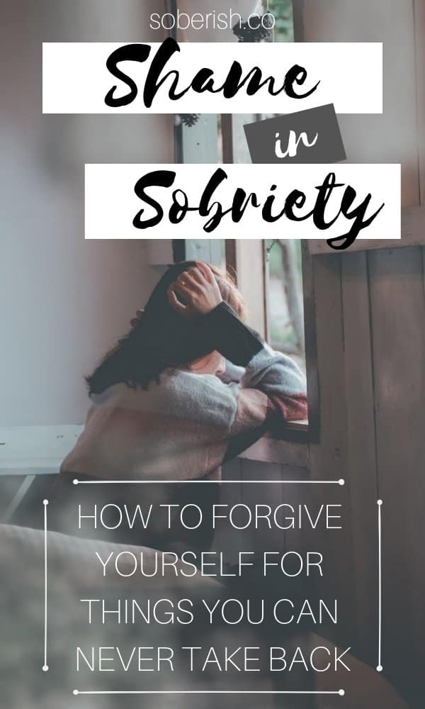 Tips for forgiving yourself in sobriety