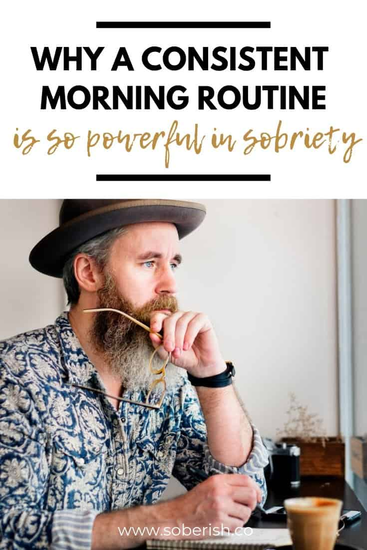 Top reasons why you need a morning routine in sobriety