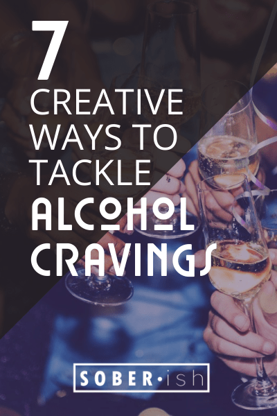 people drinking behind title 7 creative ways to tackle alcohol cravings
