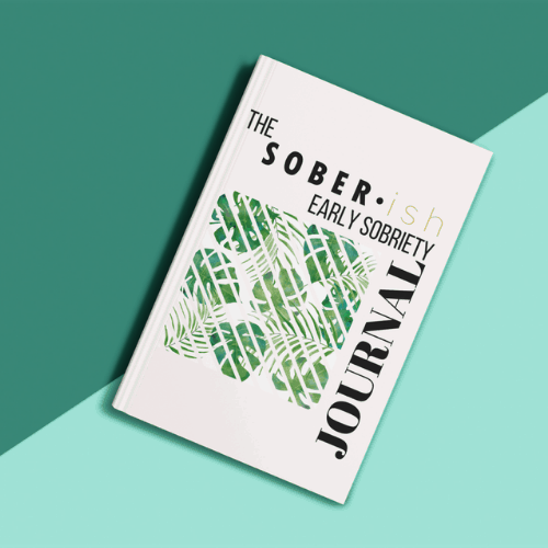 Soberish sobriety journal